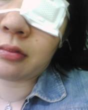 眼帯コスw